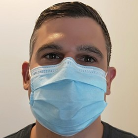 Level IIR Surgical Face Mask 3 Ply