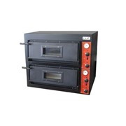 EP-2E Black Panther -Double Deck – Electric Pizza Oven