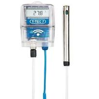 Wireless Combined Temperature & Humidity Data Loggers T-TEC RF A 7-3C
