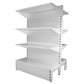 Industrial Shelving | Metal Pegboard