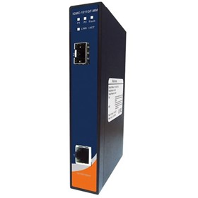 Industrial Ethernet to Fibre Optic Converter | IGMC-1011GF