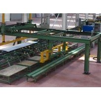 Insulated Sandwich Panel Line Systems
