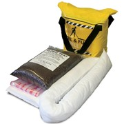 Oil & Fuel Spill Kit (21L CAPACITY)