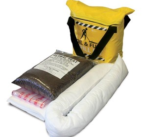 SPILL CREW Oil & Fuel Spill Kit (21L CAPACITY)