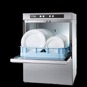 ECOMAX 504 Undercounter Dishwasher and Glasswasher