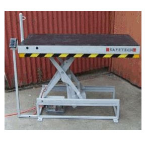 Light Weight Scissor Lift | Safetech
