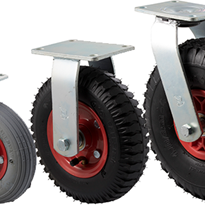 Y Series Pneumatic Wheels and Castors