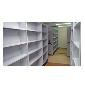 Mobile Storage Shelving