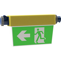 Lifeguard Emergency Exit Lighting - LG15.23EXIT