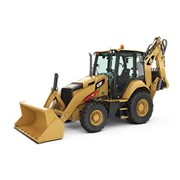 Center-Pivot Backhoe Loader | 420F2/420F2 IT