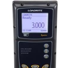 LOADRITE Sprint Loader Scales