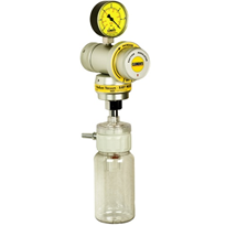 Clements Suction Regulator | Low Vacuum/Low Flow