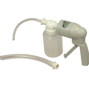Hand Operated Suction Pump | Clements eVAC