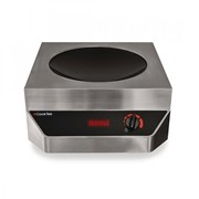 CookTek 3-Phase Countertop Induction Wok Burner | MWG5000.400