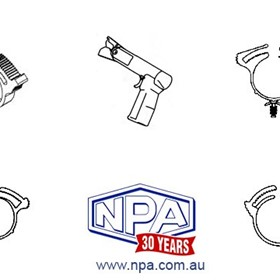 Hose Clamps & Installation Tools | NPA