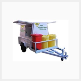 Oil & Fuel Spill Response Trailer | TSS2000W