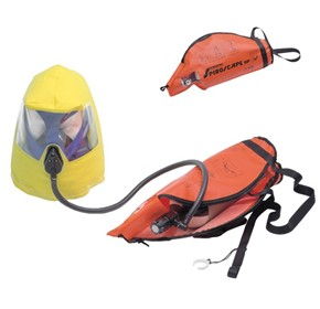 Escape respirator | Interspiro Spiroscape