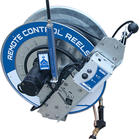 Remote Retractable Hose Reel | PITBULL