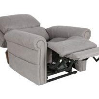 Studio Dual Motor Lift Chair with Headrest and Lumbar Adjustment