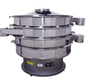 Stainless Steel Circular Vibrating Sieve - NMC1000