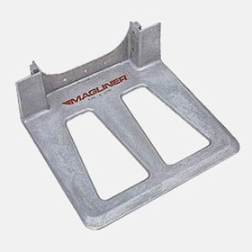"Magnesium Cast Nose 356x305mm (14""x12"") 