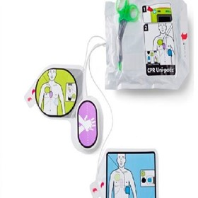 Zoll AED3 CPR Uni-padz™ Universal Electrodes for Defibrillators