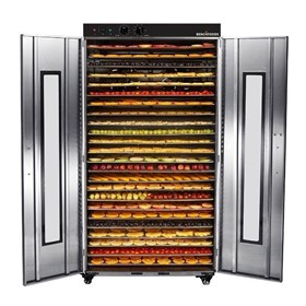 24 Tray Premium Commercial Food Dehydrator | 24-CU