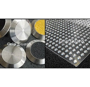 Discrete Architectural Stainless Steel Tactile Indicators