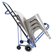 Super Deluxe Chair Trolley | 200KG with Removable Seat Support