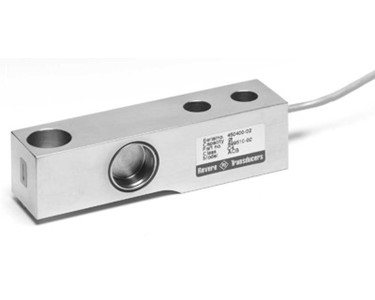 Single-ended stainless steel beam load cell