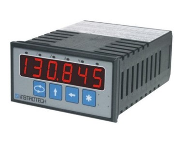 Instrotech Analogue, Counts, Speed, Potentiometer Indicator