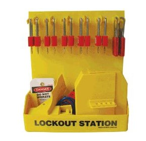 Lock & Lockout System