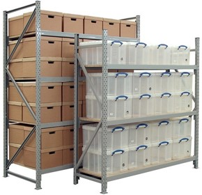 Industrial Shelving & Shelves
