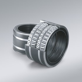 Extra-Capacity Sealed-Clean Four Row Taper Roller Bearings | NSK