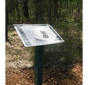 Interpretive Signs