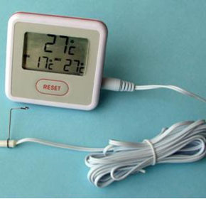 Electronic Min-Max Thermometer | EMT888