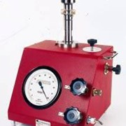 Fig 80 Deadweight Tester Aids Pipeline Testing