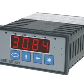 High Voltage & High Current Panel Meters - Instrotech Australia