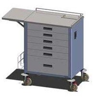 20-40 Unit Medication Trolleys