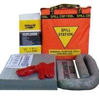 Spill Kits | AusSpill Compliant 40L General Purpose SKU - TSSIS40GP