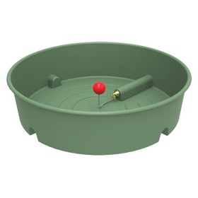 2000ltr Round Water Trough