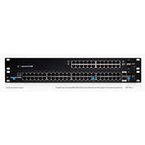 Managed PoE + Gigabit Switches 24 Port 250W | Ubiquiti EdgeSwitch
