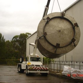 Food Production Equipment Relocation