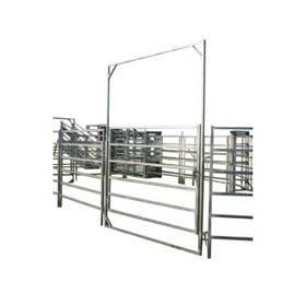 Cattle Management | Portable Yard Components