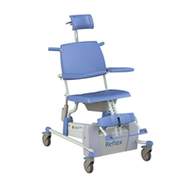 Lopital Reflex Electric Shower-Toilet Chair | LOPI5100-5600