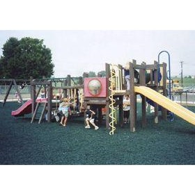 Rubber Mulch for Playgrounds