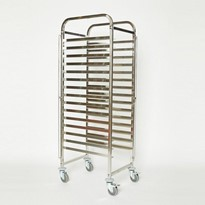 Bakery Trolley Stainless Steel