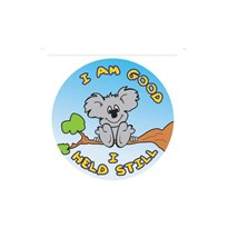 Kids Labels | I am good I held still