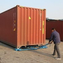 Container Load Skates/Container Trolley