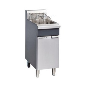 400mm Single Pan Gas Fryer | CF2